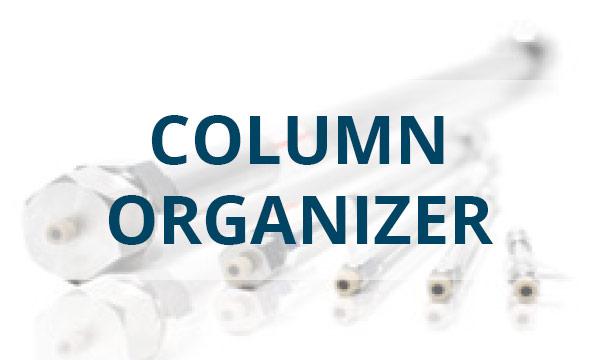 Column Organizer Management Software - Novatek International